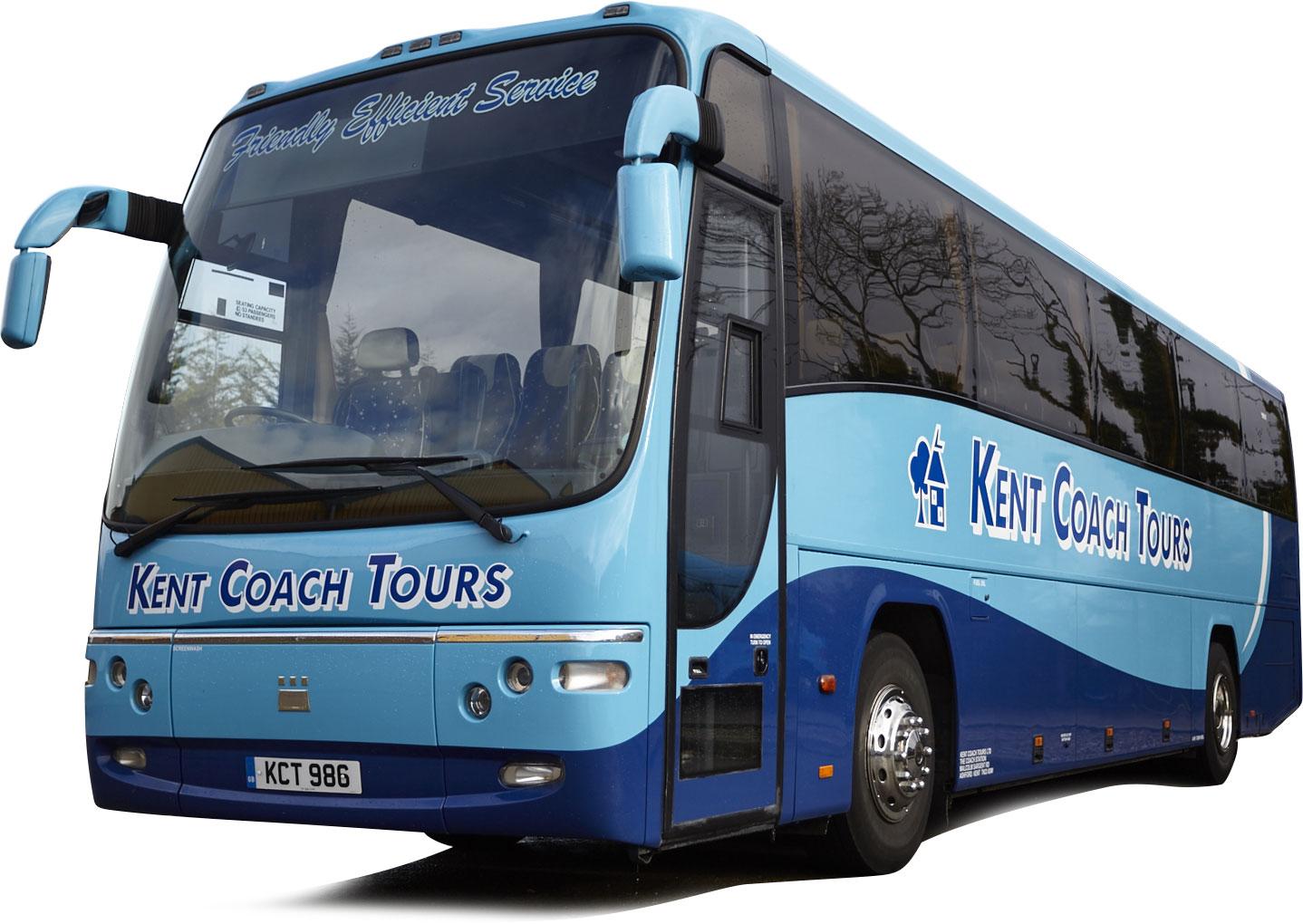 70 Seat Standard - Kent Coach Tours